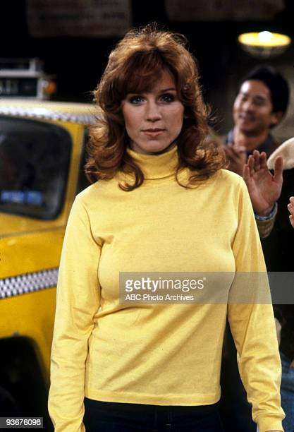 TAXI ' Mama Gravas' Season One 2/27/79 Marilu Henner on the ABC Television Network comedy 'Taxi' The staff of a New York City taxicab company go...