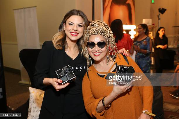 Mama Mai attends the Daytime Emmy Awards PreAwards Networking Party/Gift Lounge at Pasadena Convention Center on May 4 2019 in Pasadena California