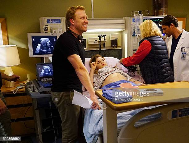 S ANATOMY Mama Tried Callie and Arizona are at odds over Sofia's future and Stephanie questions the status of her relationship with Kyle Meanwhile...