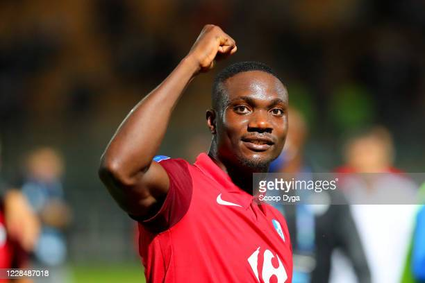 Mamadou DIALLO of GRENOBLE during the Ligue 2 match between Chambly and Grenoble at Stade Pierre Brisson on September 12, 2020 in Beauvais, France.