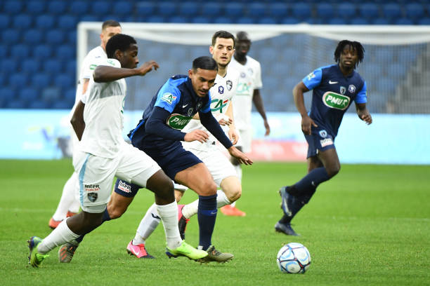 FRA: Le Havre Athletic Club v Paris FC - French Cup