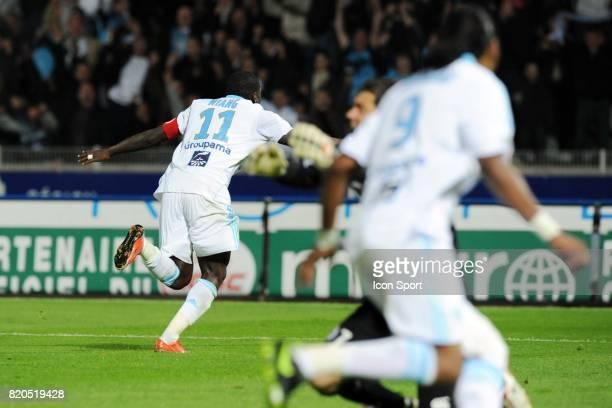 Mamadou NIANG Lille / Marseille 33eme journee de Ligue 1 Stadium Nord Villeneuve d'Ascq Lille