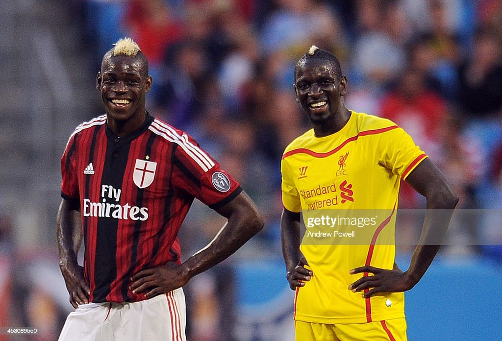 International Champions Cup 2014 - Liverpool v AC Milan : Photo d'actualité