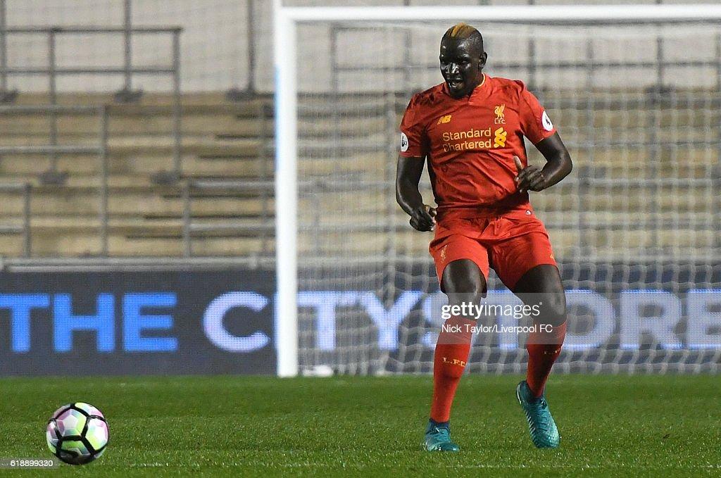 Manchester City v Liverpool: Premier League 2 : News Photo