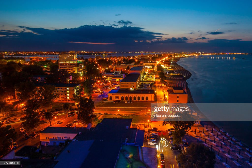 Mamaia On The 99th Floor High Res Stock Photo Getty Images