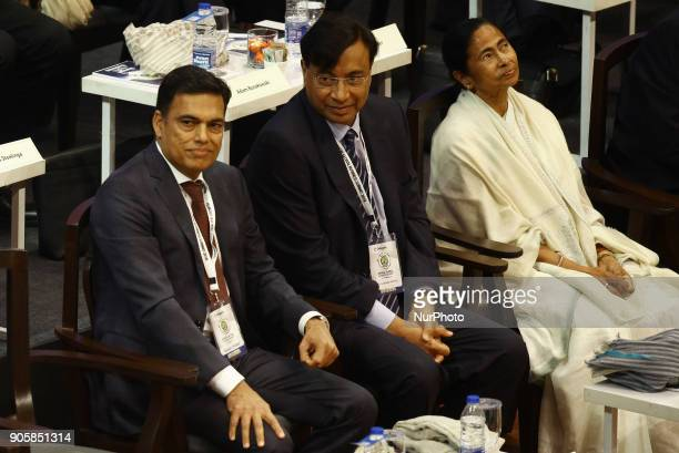 Mamata Banerjee Chief Minister of West Bengal along Lakshmi MittalCEO of ArcelorMittal Lakshmi Niwas Mittal is an Indian steel magnate based in the...
