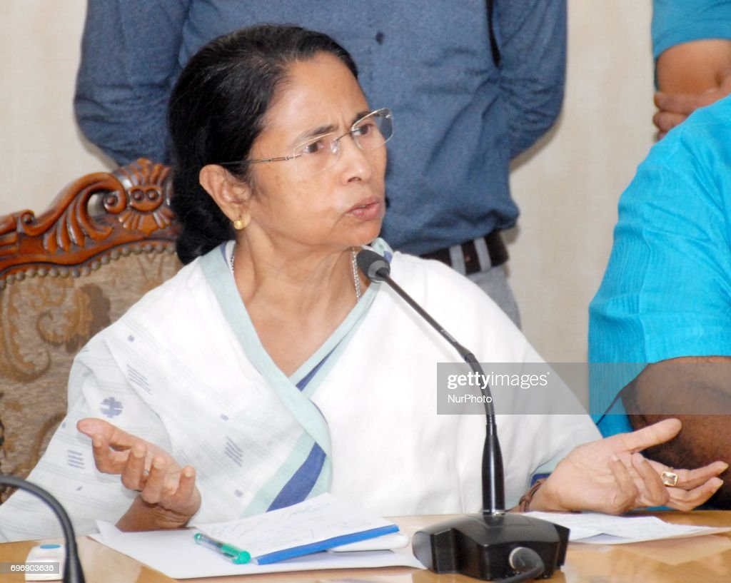 Mamata Banerjee called emergency meeting to Darjeeling violence issue