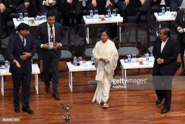 Mamata Banerjee Chief Minister of West Bengal Mamata Banerjee Chief Minister of West Bengal along Mukesh Ambani Chairman and MD Reliance Industry...