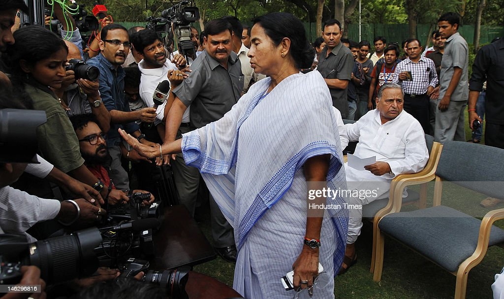 Chief Minister of West Bengal Holds Meetings