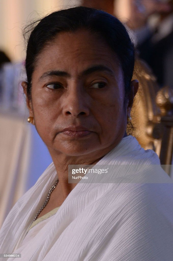 Swearing-in Ceremony Of West Bengal Chief Minister Mamata Banerjee