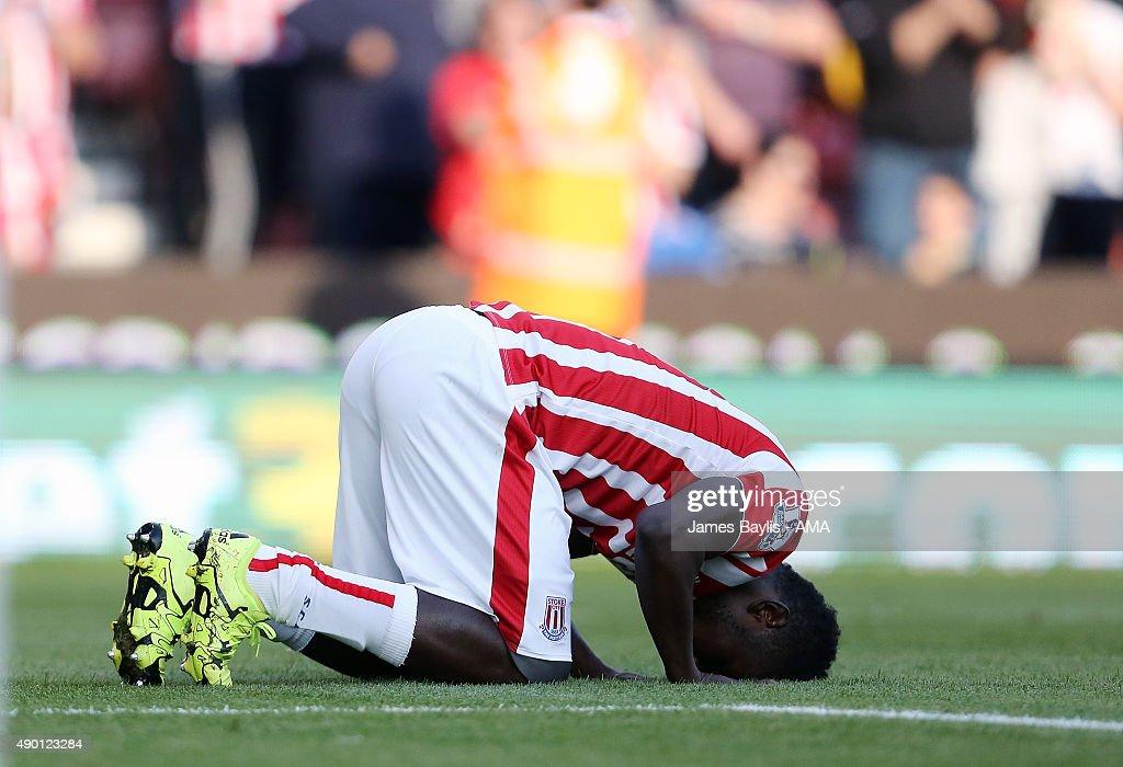Stoke City v A.F.C. Bournemouth - Premier League : News Photo