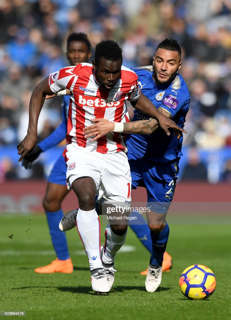 Leicester City v Stoke City - Premier League