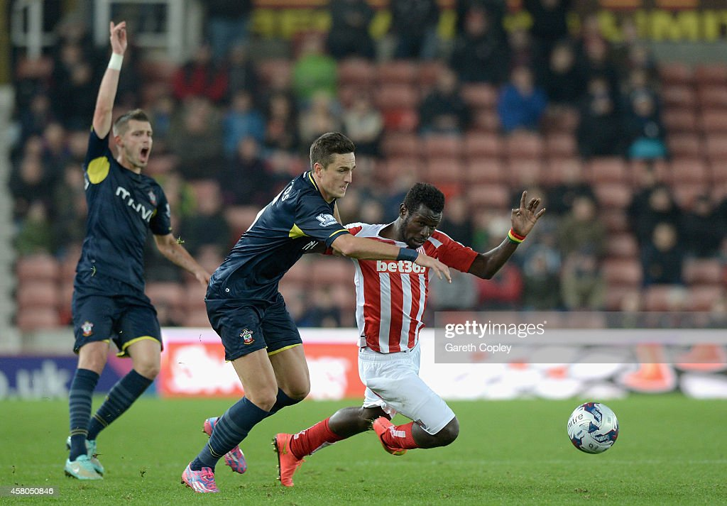 Stoke City v Southampton - Capital One Cup Fourth Round