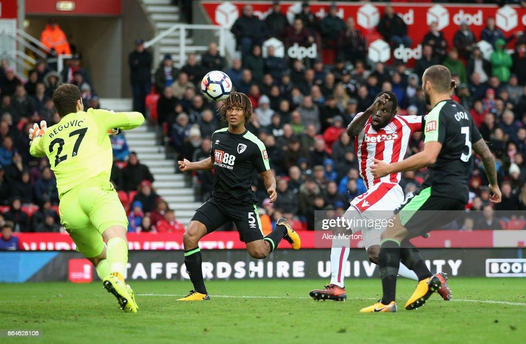 Stoke City v AFC Bournemouth - Premier League