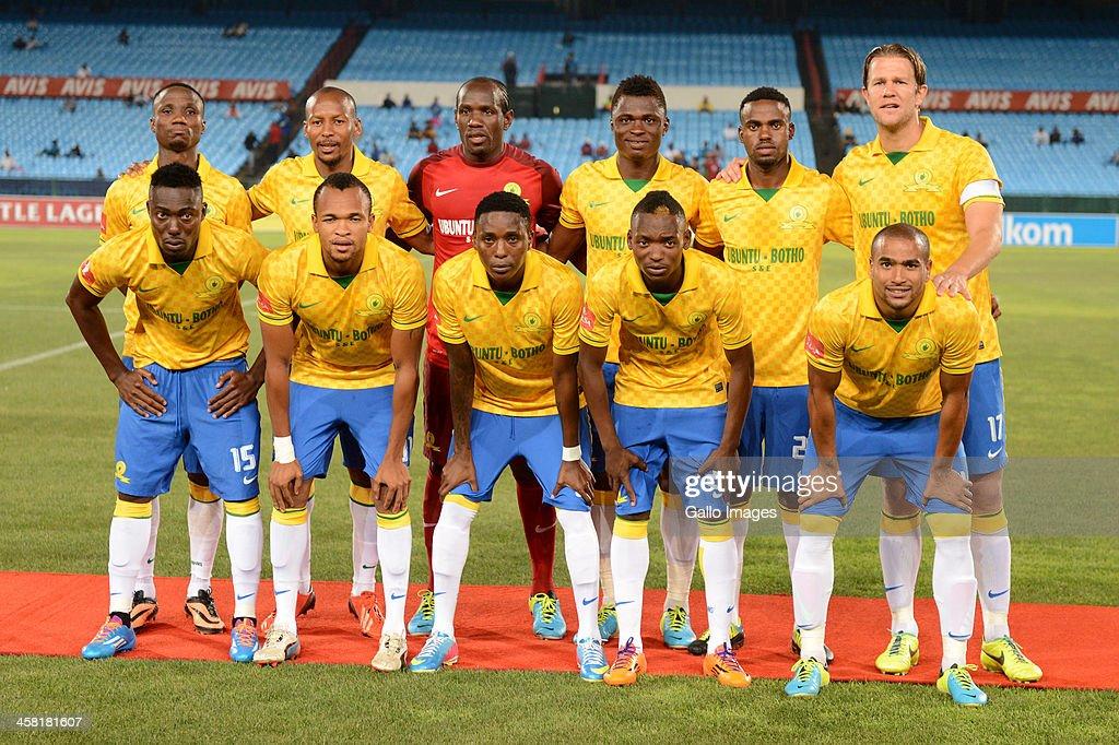Absa Premiership: Mamelodi Sundowns v Maritzburg United : News Photo