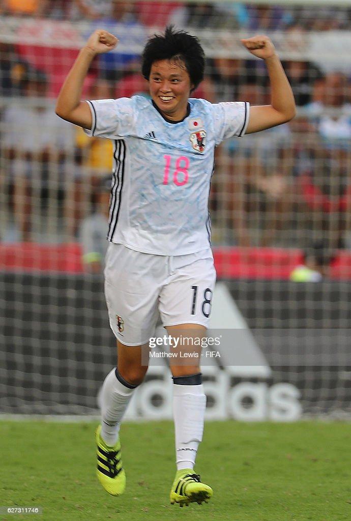 USA v Japan: Third Place Play Off - FIFA U-20 Women's World Cup Papua New Guinea 2016 : News Photo