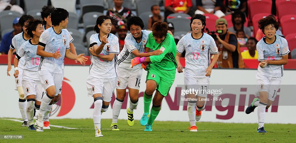 USA v Japan: Third Place Play Off - FIFA U-20 Women's World Cup Papua New Guinea 2016 : News Photo