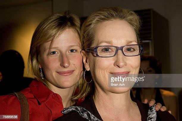 Mamie Gummer and Meryl Streep