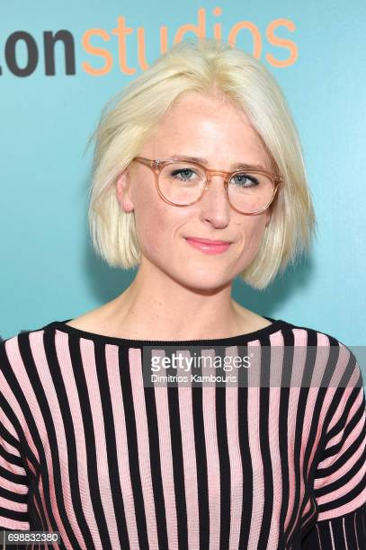 Mamie Gummer attends 'The Big Sick' New York Premiere at The Landmark Sunshine Theater on June 20 2017 in New York City