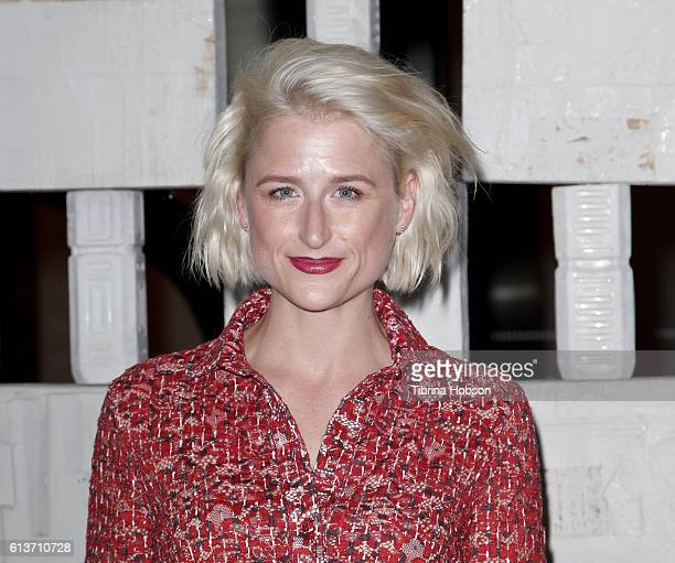 Mamie Gummer attends the Hammer Museum's 14th annual Gala In The Garden at Hammer Museum on October 8 2016 in Westwood California