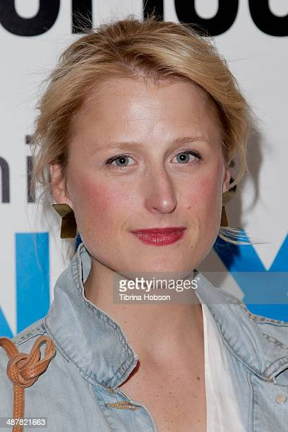 Mamie Gummer attends the UNICEF next generation Los Angeles at SkyBar at the Mondrian Los Angeles on May 1 2014 in West Hollywood California