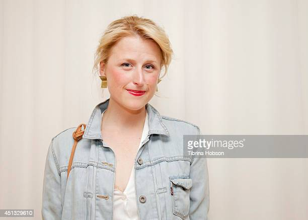 Mamie Gummer poses for a portrait at the UNICEF Next Generation Los Angeles on May 1 2014 in West Hollywood California