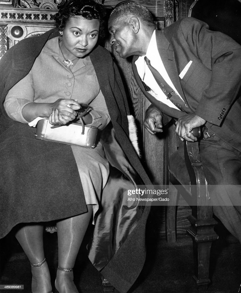 Mamie Till Bradley : News Photo