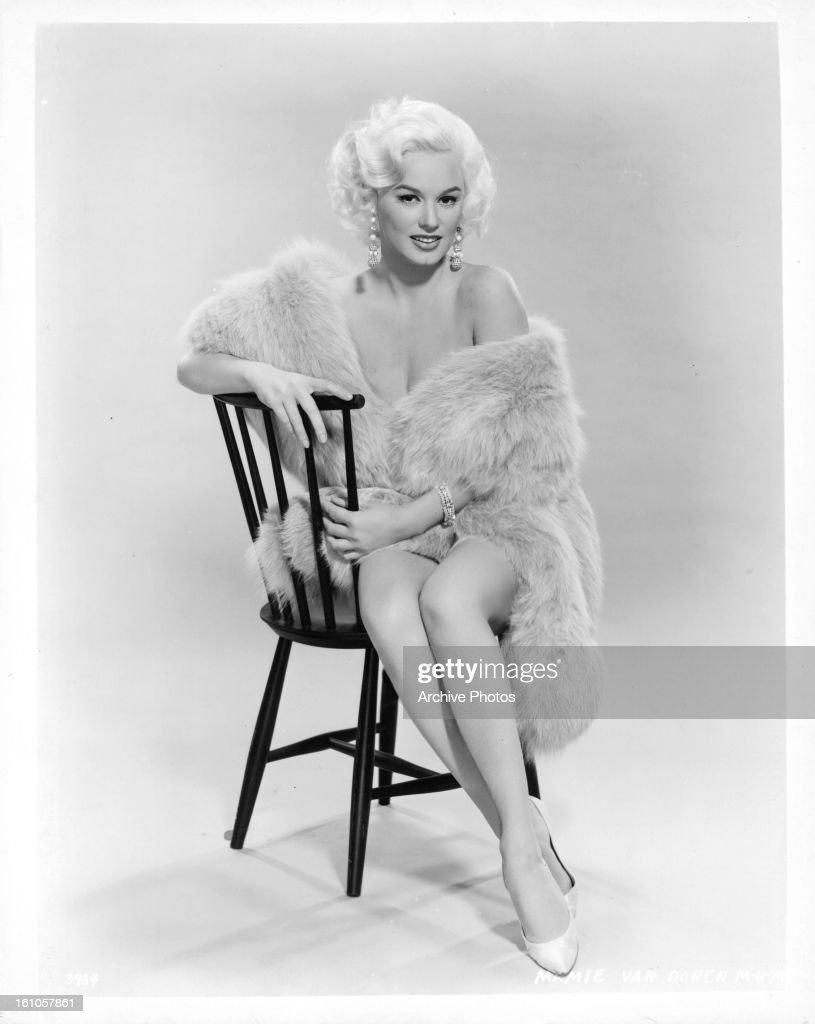 Mamie Van Doren, 1959.