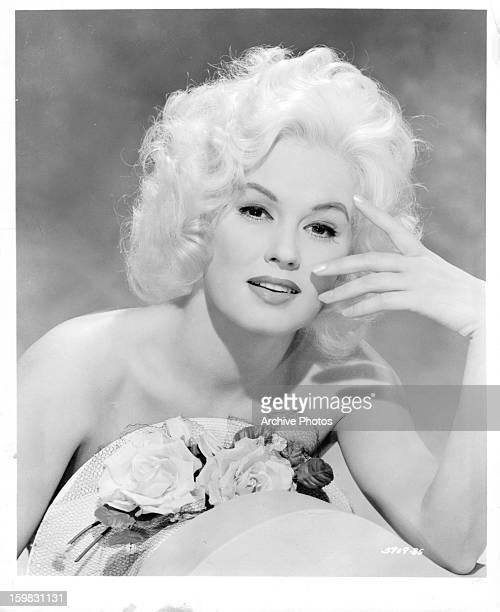 Mamie Van Doren, circa 1960.