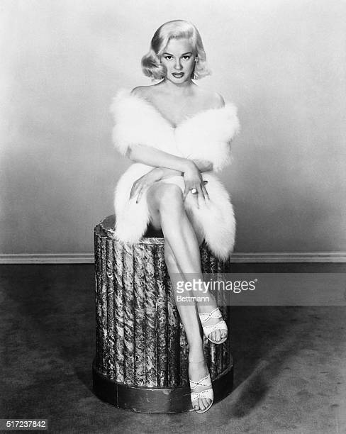 Mamie Van Doren of UniversalInternational studios has issued a warning to all concerned that she is ready to step into the The number one Glamour...
