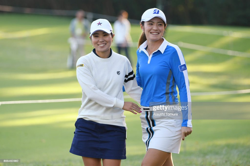 Japan Women's Open 2017 - Round Two