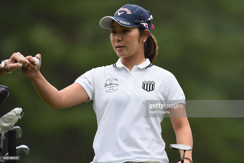 NEC Karuizawa 72 Golf Tournament 2017 - Round One
