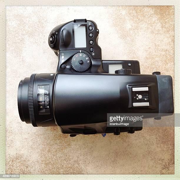 Mamiya de médio formato Câmera Digital