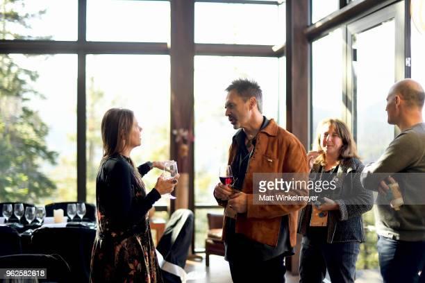 Mammoth Lakes Film Festival Jurors attend the 2018 Mammoth Lakes Film Festival on May 25 2018 in Mammoth Lakes California
