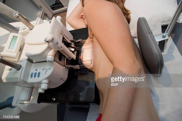 mammotome - pelvic exam stock photos and pictures