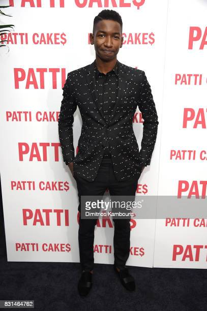 Mamoudou Athie attends the 'Patti Cake$' New York Premiere at The Metrograph on August 14 2017 in New York City