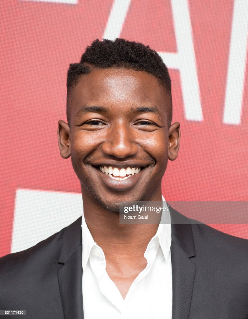 Mamoudou Athie visits SAG-AFTRA Foundation to discuss 'Patti Cake$' at SAG-AFTRA Foundation Robin Williams Center on August 13, 2017 in New York City.