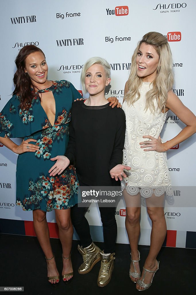 CA: Vanity Fair Celebrates Emmy Weekend with YouTube And Shiseido At Vanity Fair Social Club
