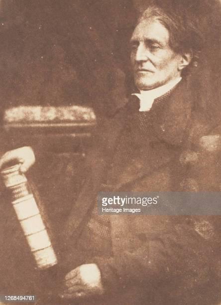 [Man] 184347 Artist David Octavius Hill Robert Adamson Hill Adamson