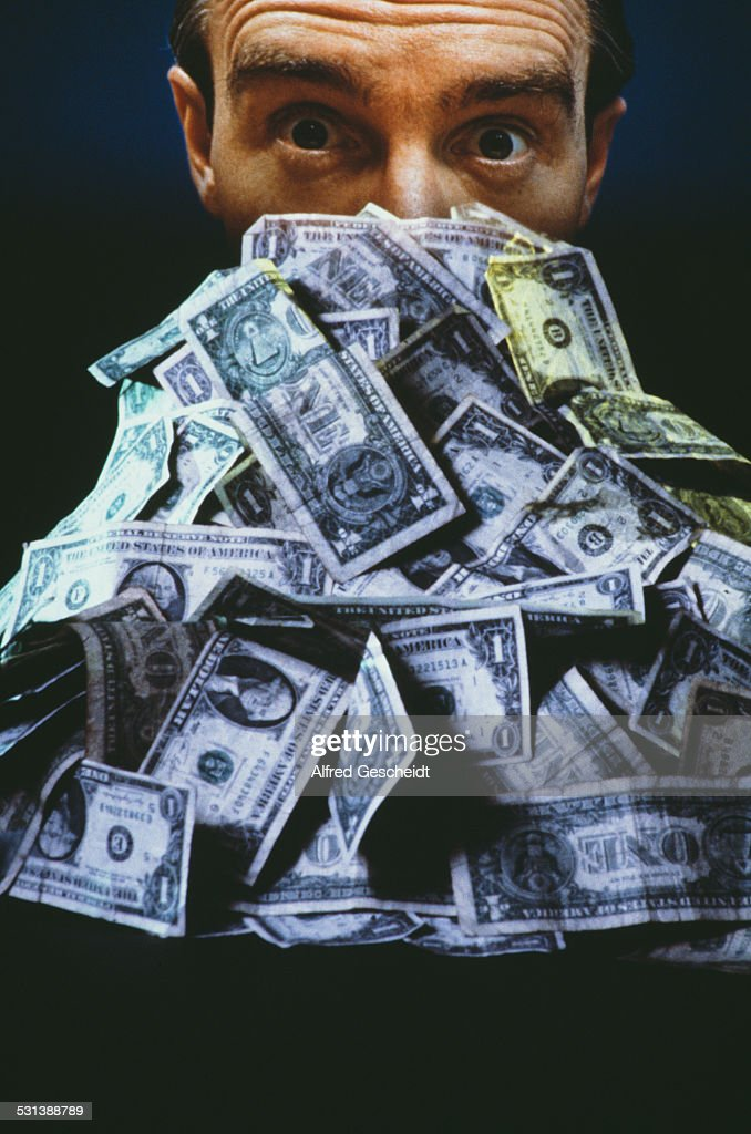 Money Pile : News Photo