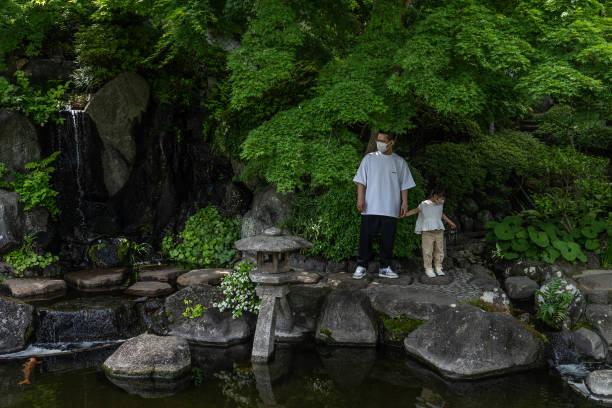 JPN: People Enjoy Japan's Golden Week Holiday Amid Continuing Coronavirus State Of Emergency