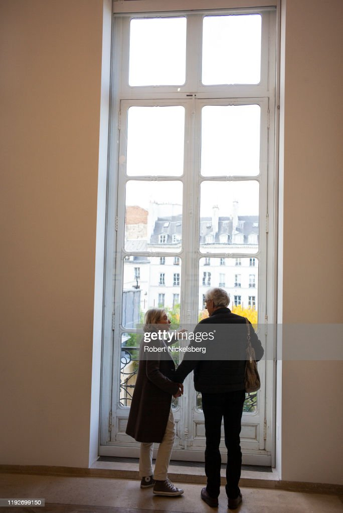 Musée National Picasso In Paris : News Photo