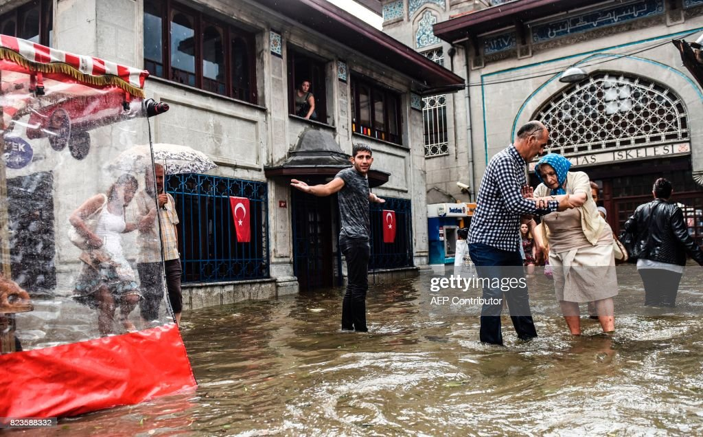 TURKEY-WEATHER : News Photo