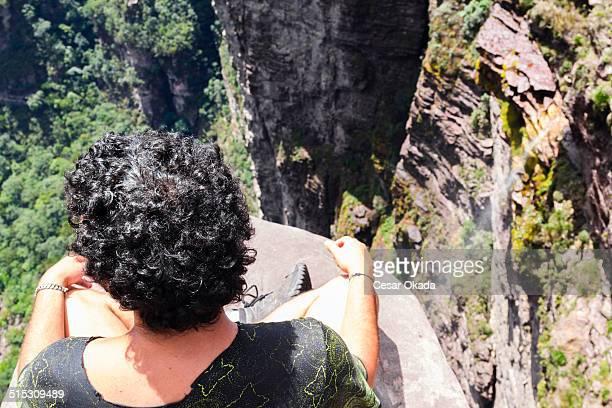 uomo di chapada diamantina - parco nazionale di chapada diamantina foto e immagini stock