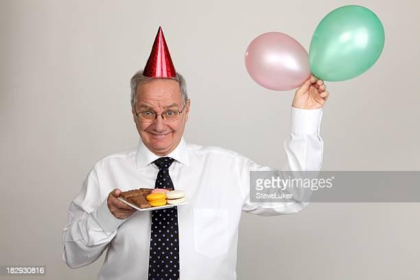 Man at Party