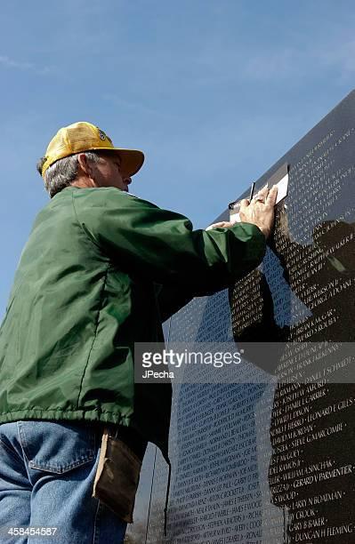 2 833 Vietnam Veterans Memorial Photos And Premium High Res Pictures Getty Images