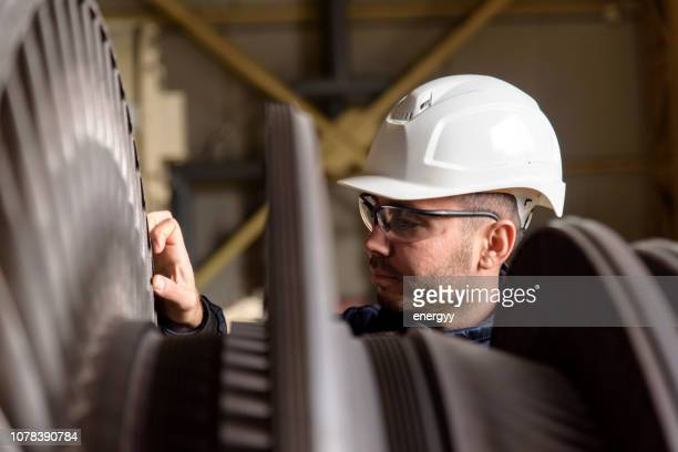 man at work - power station stock pictures, royalty-free photos & images