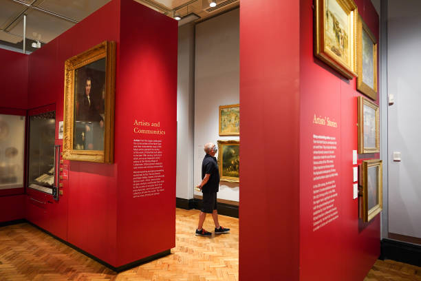 GBR: Newcastle's Laing Gallery Re-opens To The Public