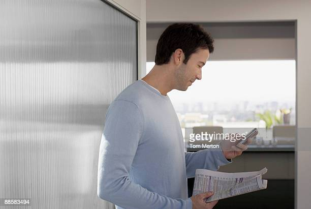 Man calling about classified ad
