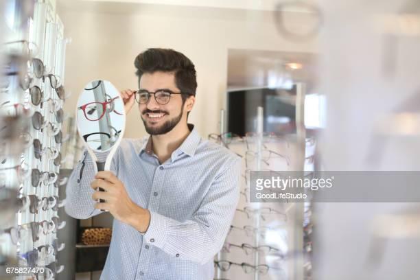 Mann Wahl Brillen